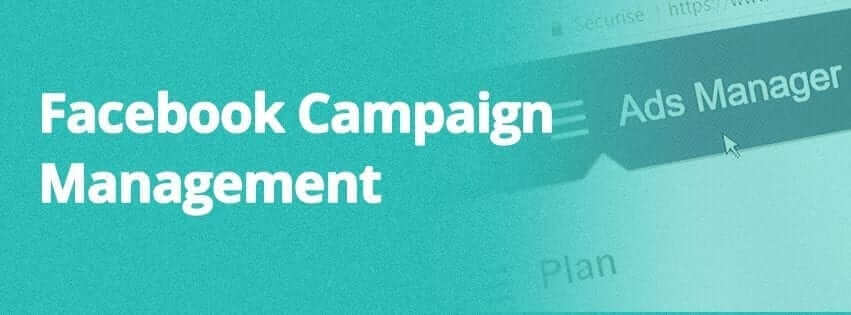 facebook campaign managements